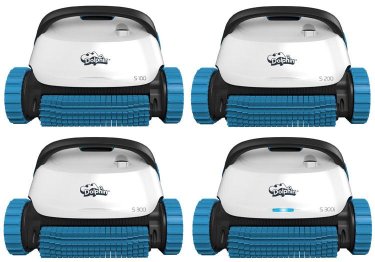 Robots de piscines dolphin fourniture et installation cap for Avis robot dolphin poolstyle m1