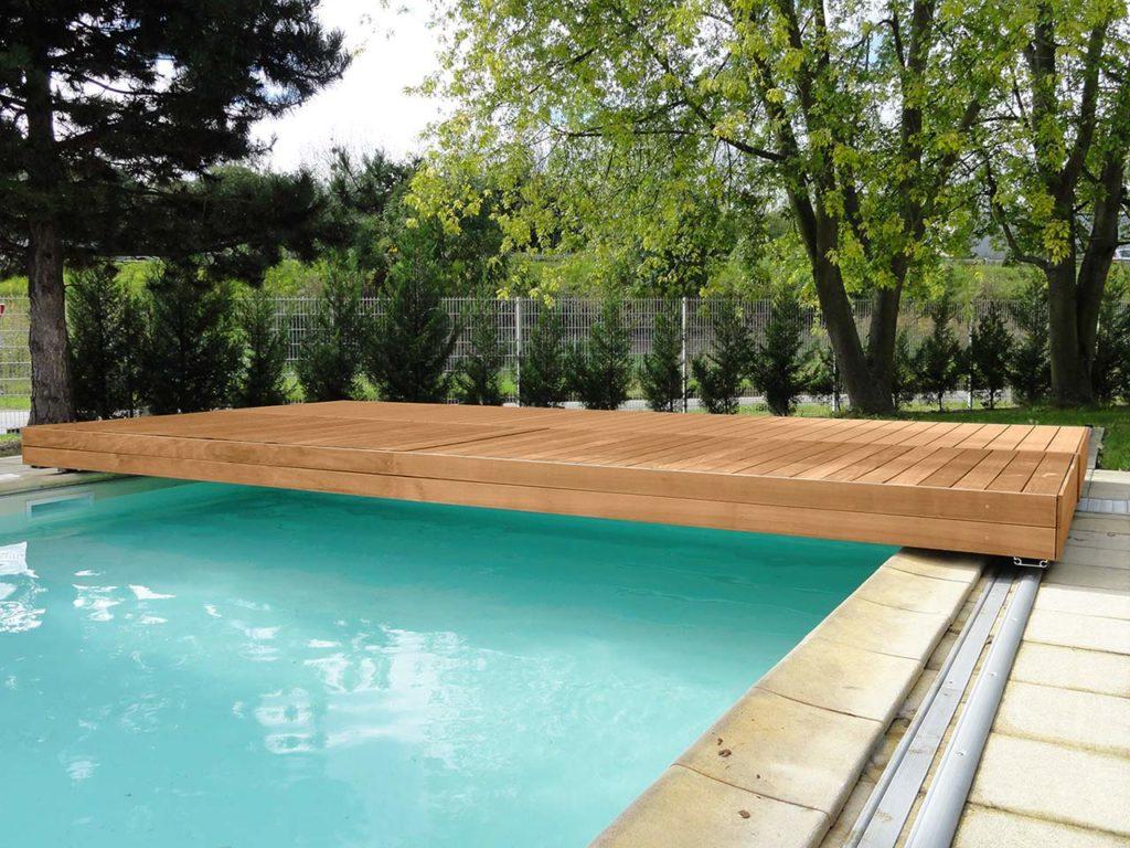 Terrasses mobiles de piscine walter - Terrasse mobile piscine ...
