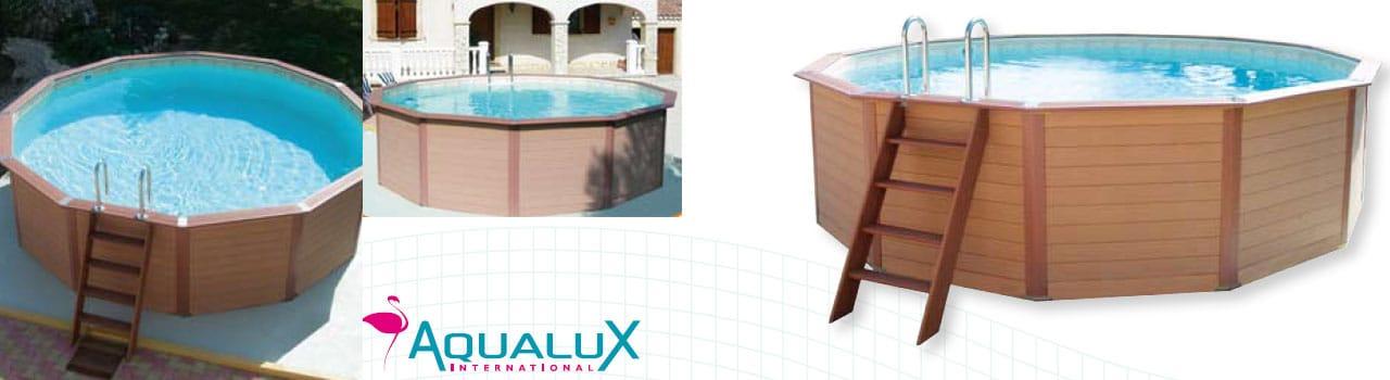 piscines hors sol Aqualux