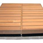 Terrasse mobile pour piscine Walter Walu Deck